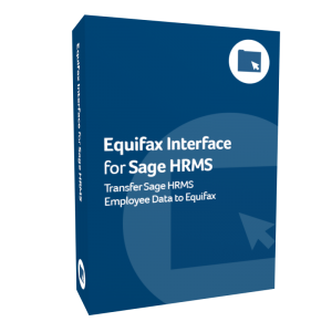 Equifax Interface for Sage HRMS