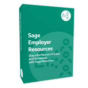 Sage Employer Resources product box