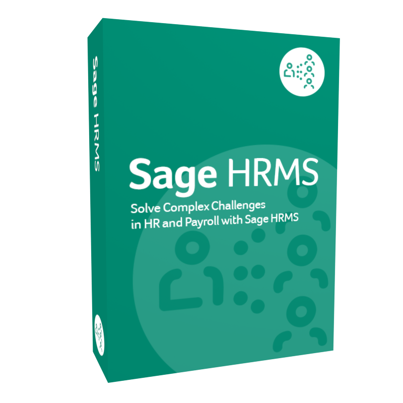 Sage H R M S green product box