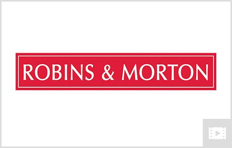 Robins & Morton Logo