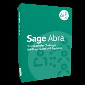 Sage Abra Suite product box