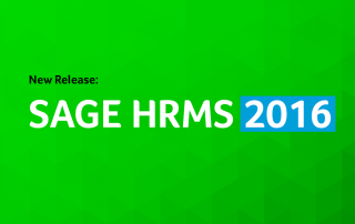 Sage HRMS 2016 Release Announcement