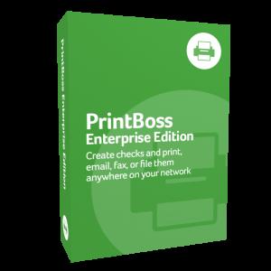PrintBoss Enterprise Edition