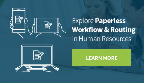 Sage HRMS HR Actions - Go Paperless