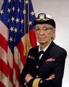 Rear Admiral Grace M. Hooper