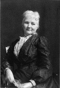 Mary Harris Jones (aka Mother Jones)